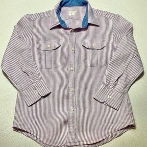 CREWCUTS Long Sleeve Shirt